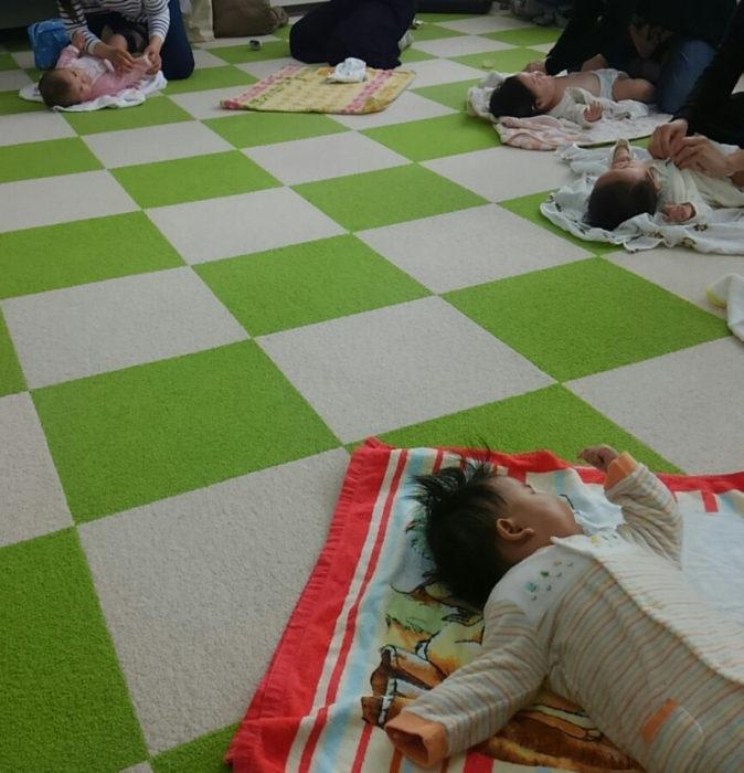 赤ちゃんとママの教室(in大阪・福島区)